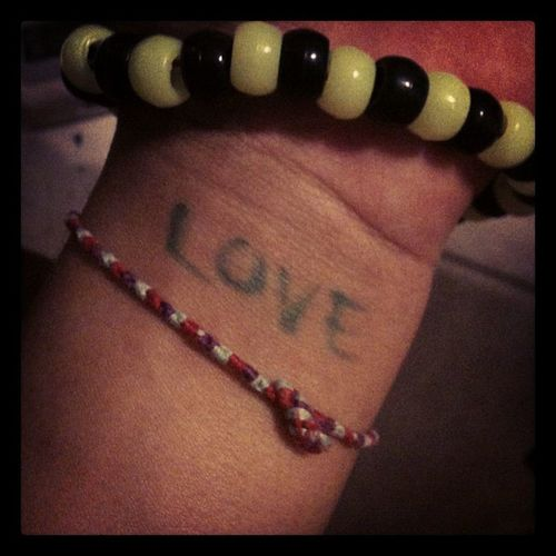 Suicideawarenessday for all the friends I lost I love you & I wish you could see that suicide is never the answer<3