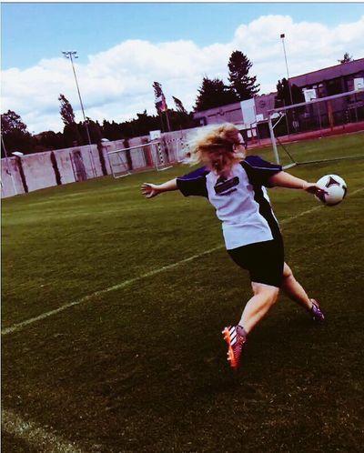 Soccer⚽ Fussball Girl Adidas