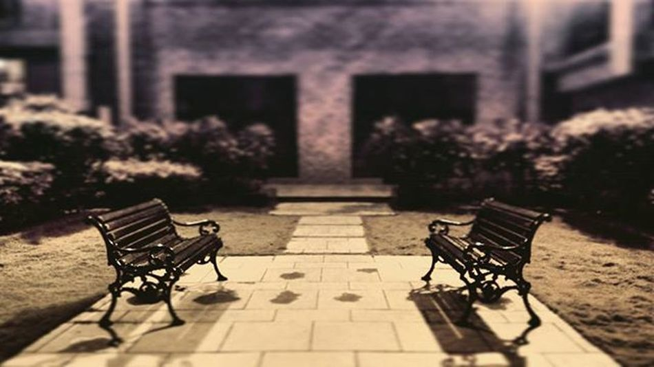 Awalkinthepark Deserted Gardens InTheDark Benches Parkbenches BusyPeople Busylives Benches_aroundtheworld Edited New_effect Custom Filter Blur Lovethispic Perfectlighting Camerateur Ig_india India_ig Indianphotographersclub Indiaphotosociety India_clicks Indianstories _photographic_world Latepost