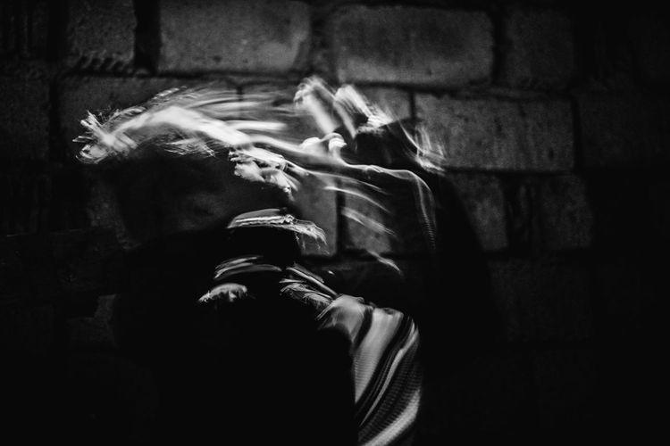 Garage Yoga under the fullmoon.. Garage EyeEm Best Shots EyeEm Nature Lover EyeEm Gallery Yoga Brick Wall Fullmoon Portrait Photography InMotion EyeEm Selects Men Musician Rock Musician Music Bad Habit Smoking - Activity Arts Culture And Entertainment Smoke - Physical Structure Hooded Shirt Clubbing