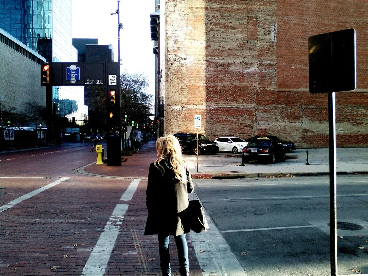 Downtown Cellphone Photography Fort Worth Cityscapes Texas Street Photography Creative World