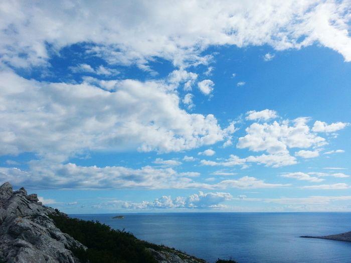 Great Atmosphere Hard Kornati Relaxing Enjoying Life