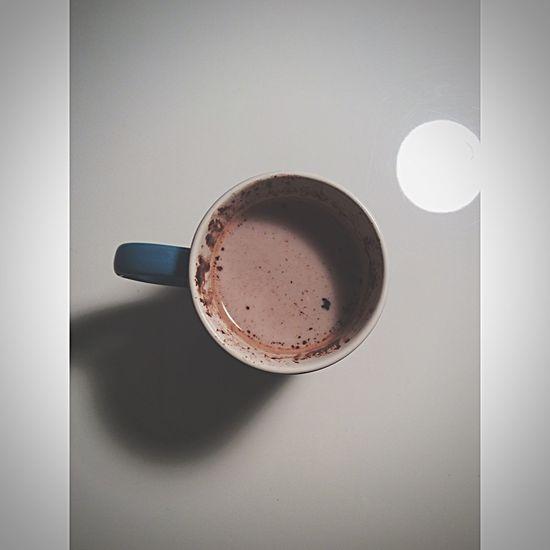 Chocolate pause