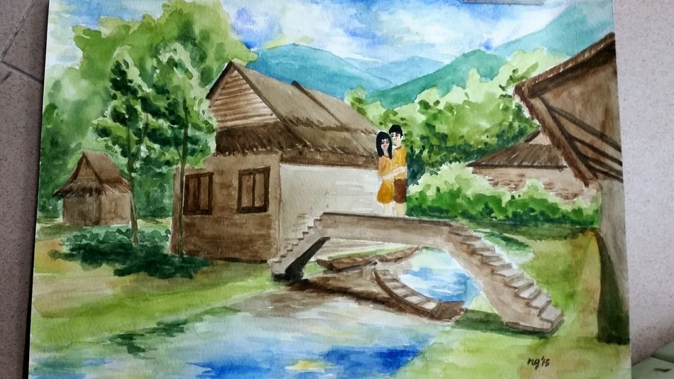 Watercolour Artclass