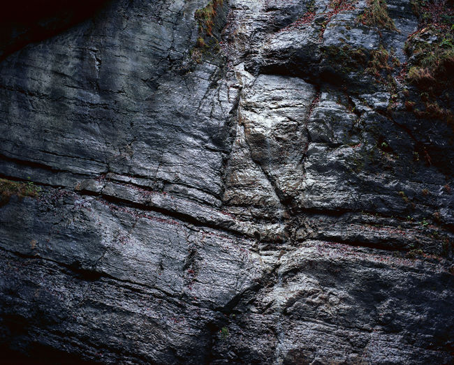 Colour Expressions #30 Textured  Backgrounds Rough Natural Pattern Mountain Canyon Nature Rock Solid Outdoors Rock Formation Rain Partnachklamm Crag EyeEmNewHere