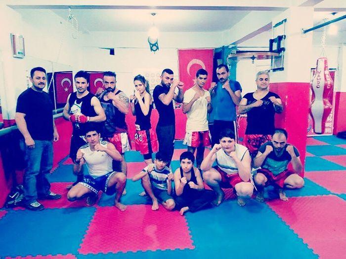 KickboksMuay Thai Team 💪💪👊
