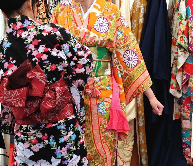 Kimono cerimony Kimono Patterns Japanese  Japanese Culture Hanging Out Colorful Colors Gestures Japantag Düsseldorf Japantag