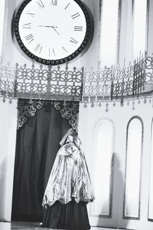 Watch The Clock on Theater Blackandwhite