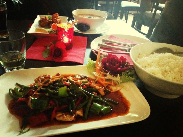 so yummy good! Thai Food