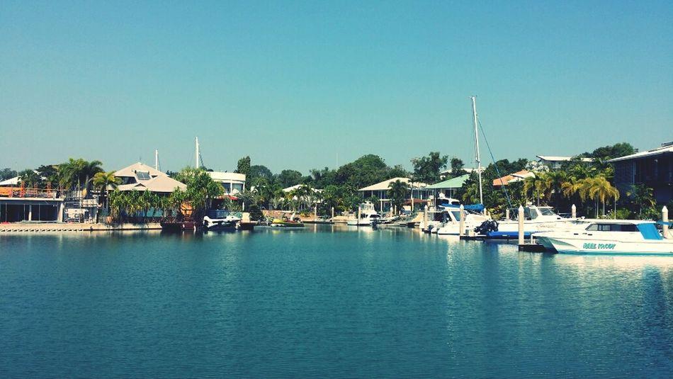 Cullen Bay Dryseason