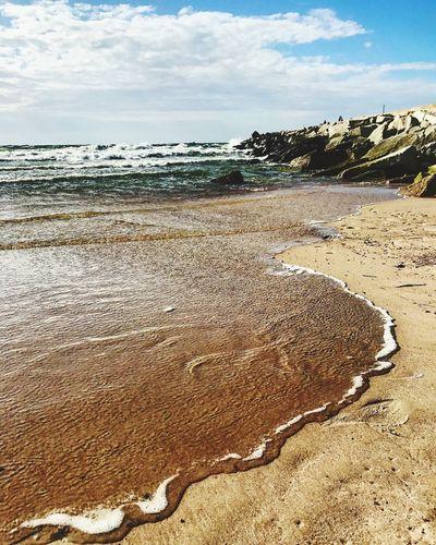Baltic Sea Sand