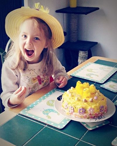 Easter Ready Easter Cakes Easter Bonnet Excited Hello World Easter