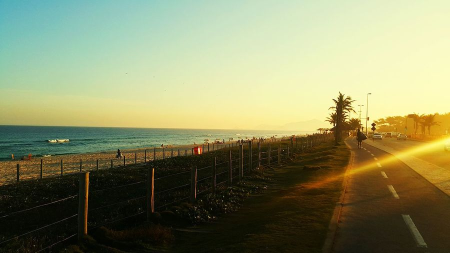Beach..... Sunshine Surfing Relaxing Sea Barra Da Tijuca, Rio De Janeiro Saulo Valley