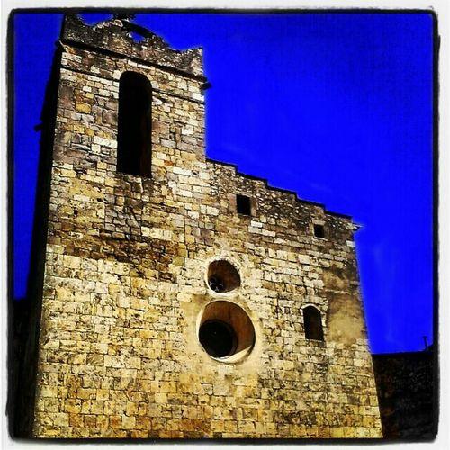 Catalunya Esglesia Romanic. Edicio