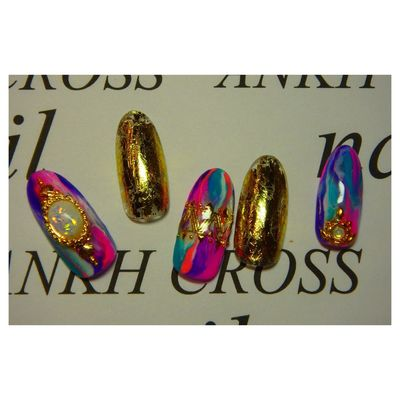 Love Nails Nailart  OpenEdit Colors Colorful Fashion Favorite Picture Check This Out 💅💅💅