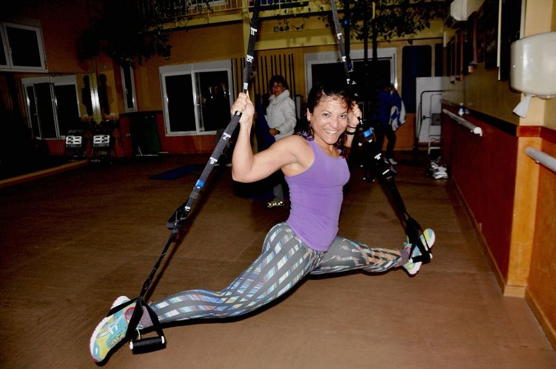 TRX TRAINING SMART FOR A FITTER LIFE Trx Training