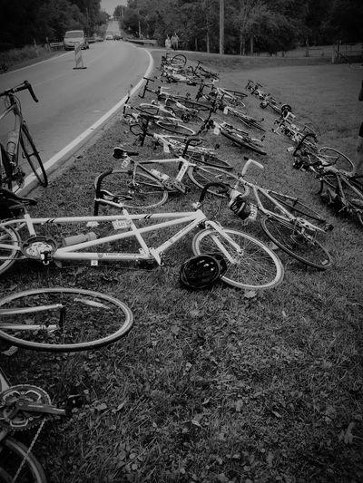 Tour de Donut 2014 Cycling Bike Blackandwhite Vscocam