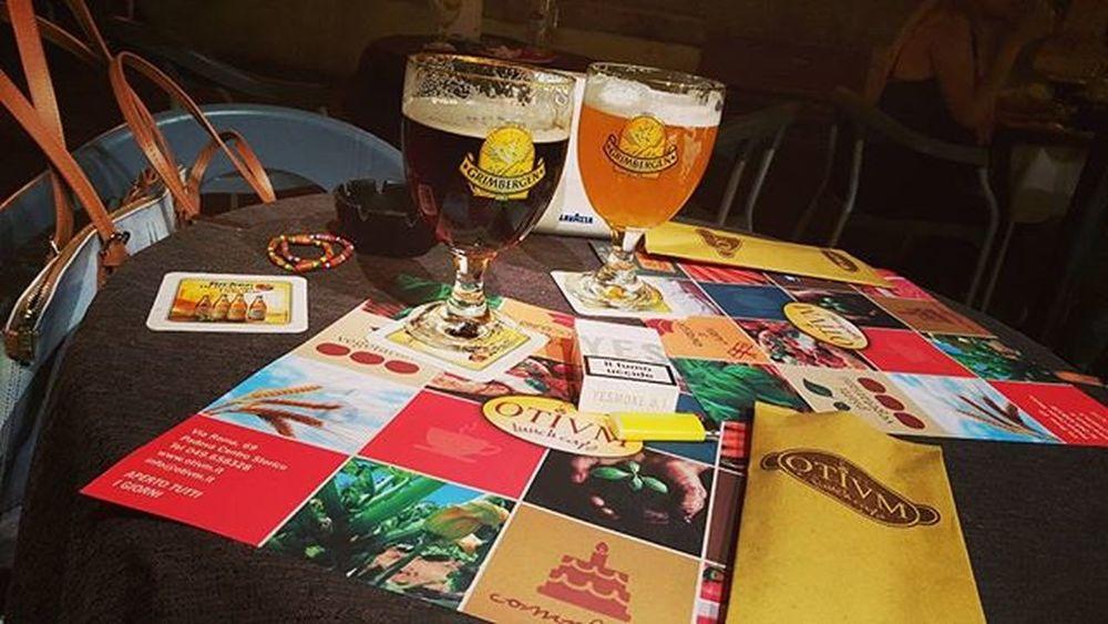 Padova my love.. 😊 @daily.beer.post Padova Italy Beer Dinertime Diner Grimbergen Otivmpadova Otivmlunchcafé Dailybeerpost Padova_sono_io Volgopadova Volgoveneto Volgoitalia