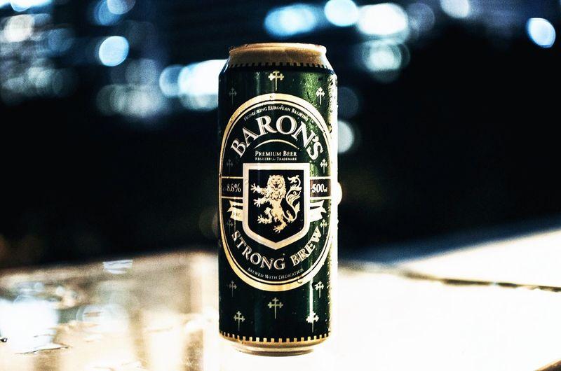 Strongbeer Singapore Beer