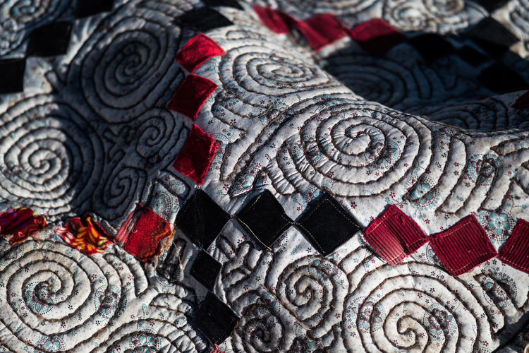 Pattern Close-up Art And Craft History Full Frame Red No People Craft The Past Backgrounds Architecture Design Day Textile Creativity Outdoors Shape Religion Carving - Craft Product Ornate Floral Pattern Kyrgyzstan Ornaments Pamir Yurt