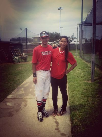 After his game (;