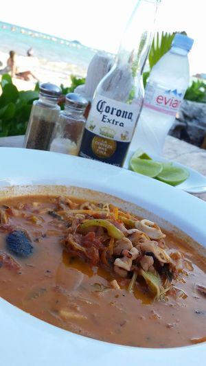 Seafood Foodporn Soup Sopa Hello World Relaxing Enjoying Life Mexico Kik Me