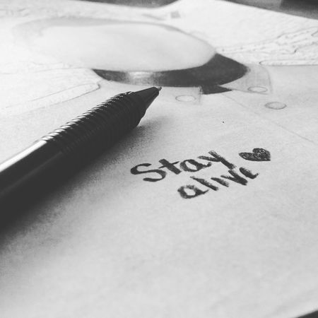 Twenty One Pilots Stay Alive Art Drawing Migraine Tyler Joseph Josh Dun