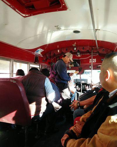 Working Transport Ciudad Juárez Vendedor Ambulante