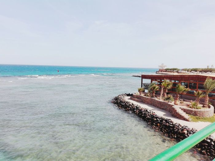 Hurghada Sea Sea Beach Sky Water Beauty In Nature Nature