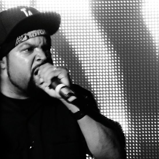 I took this photo of Ice Cube late last year in Melbourne, Australia. What a stellar live show. Live Music Melbourne Australia Taking Photos Enjoying Life Blackandwhite Photography Check This Out Concertlivemusic Frontrow Icecube