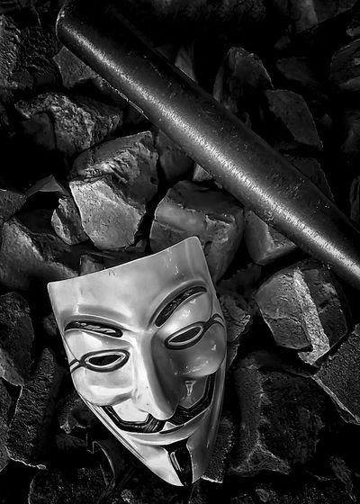 TheMask Urban Lifestyle Close-up Day Indoors  Joker Joker Smile Mask No People Urban