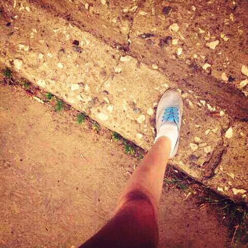 Ждала Настю, решила сфоткать ногу Photo