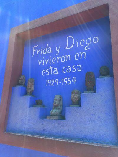 amor y otras aficiones... Casa Azul Mexico