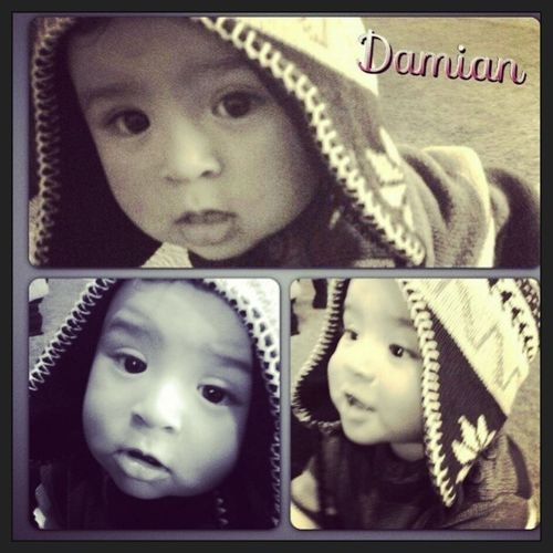 My Baby Is Growing Up So Fast <3 Hes My Baby ' DAMIAN (:<3