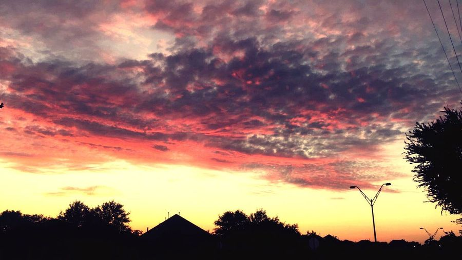 TakeoverContrast Sunset Sun Cloud Pink