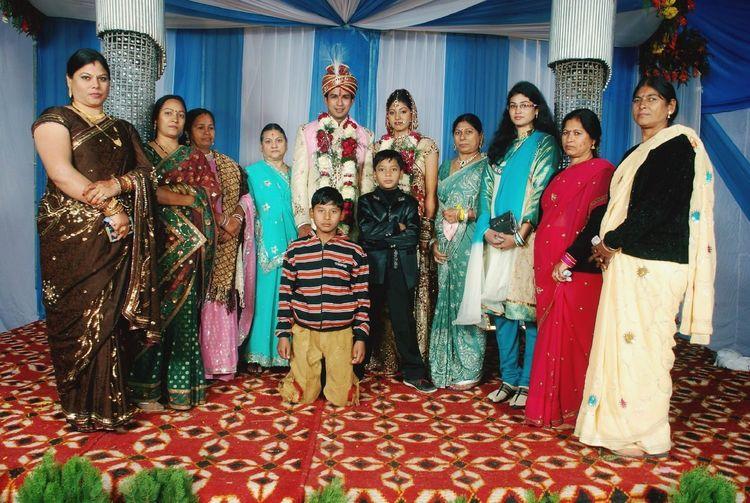 We Are Family Wedding Photography Wedding Reception Wedding India New Delhi India