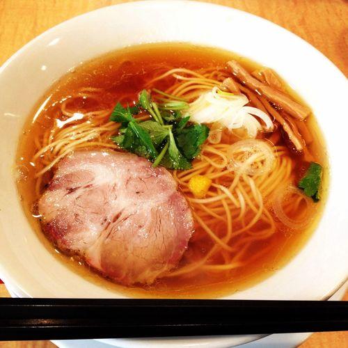 煮干そば@ Japanese Soba Noodles 蔦 IPhoneography Ramen