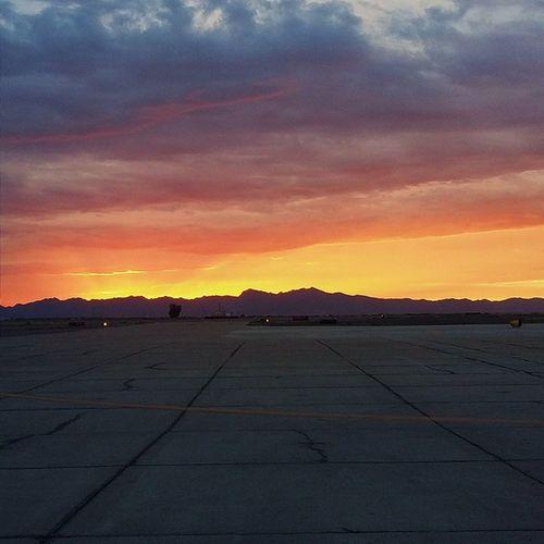 Arizona Goodyear Amazing Week Sunset USA