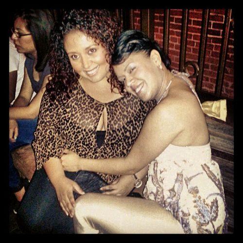 Loveeee my big booty Margie! @mzballer24 Bestfriend Dancingpartner Salvie Wifey LoveHer