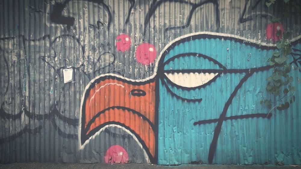 เบื้ออ..เบื่ออ.. Bigbird Angrybirds Bluebird Graphity Art Streetart/graffiti Wall Art Thailand_allshots Gartoons Funny