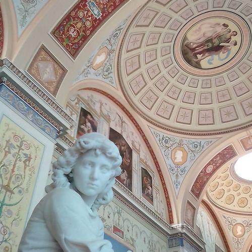 Эрмитаж, Санкт-Петербург #saintpetersburg #Hermitage Dome City History Architecture Close-up Built Structure