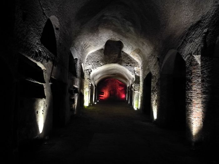 Catacombs San Gennaro Napoli