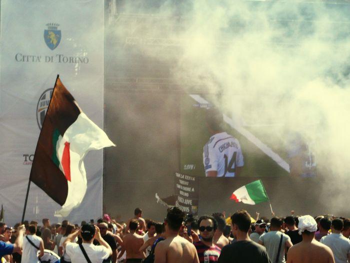 Champions league final Juventus - Barcelona EEA3-Torino Torino