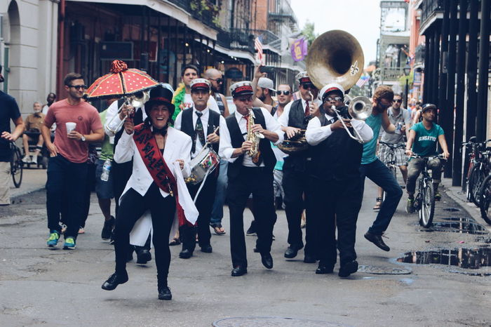 Arts Culture And Entertainment Musical Instrument Music Tradition City Neworleans NewOrleans Music Neworleans La Been There. The Street Photographer - 2018 EyeEm Awards