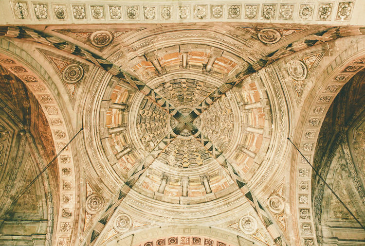 Arch Architecture Art Art And Craft Built Structure Carving - Craft Product Church Creativity Cupola Design Famous Place History Indoors  International Landmark Ornate Place Of Worship Religion Roof San Augustin Museum Spirituality Tourism Travel Destinations