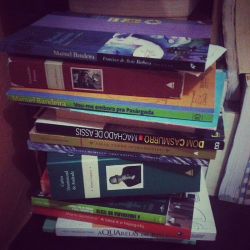 Nada como bons livros. Cafeeleitura