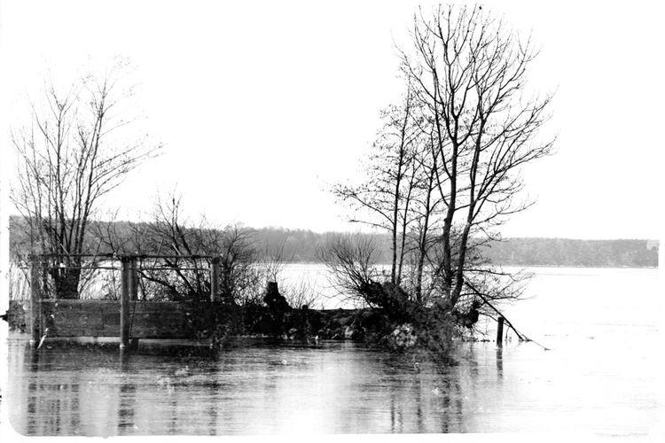 Black And White Steinhude-am-meer.de - Dein Meer-Foto