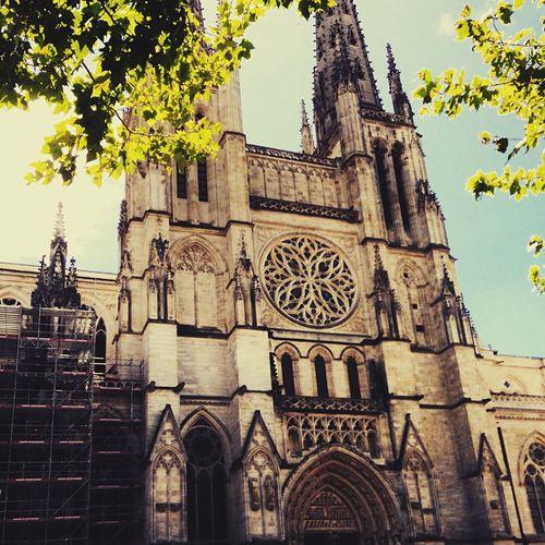 Bordeaux Cathedrale Deuxièmephoto First Eyeem Photo
