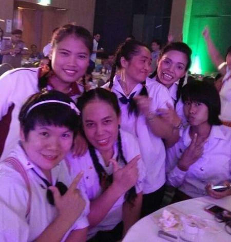 staff party holidayinn pattaya