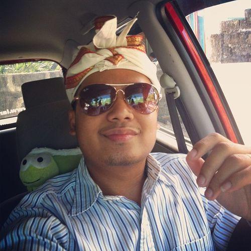 Lagi di Nusa Penida mau Ikutan Sembahyang'an di Pura Penataran Agung Dalem Ped.